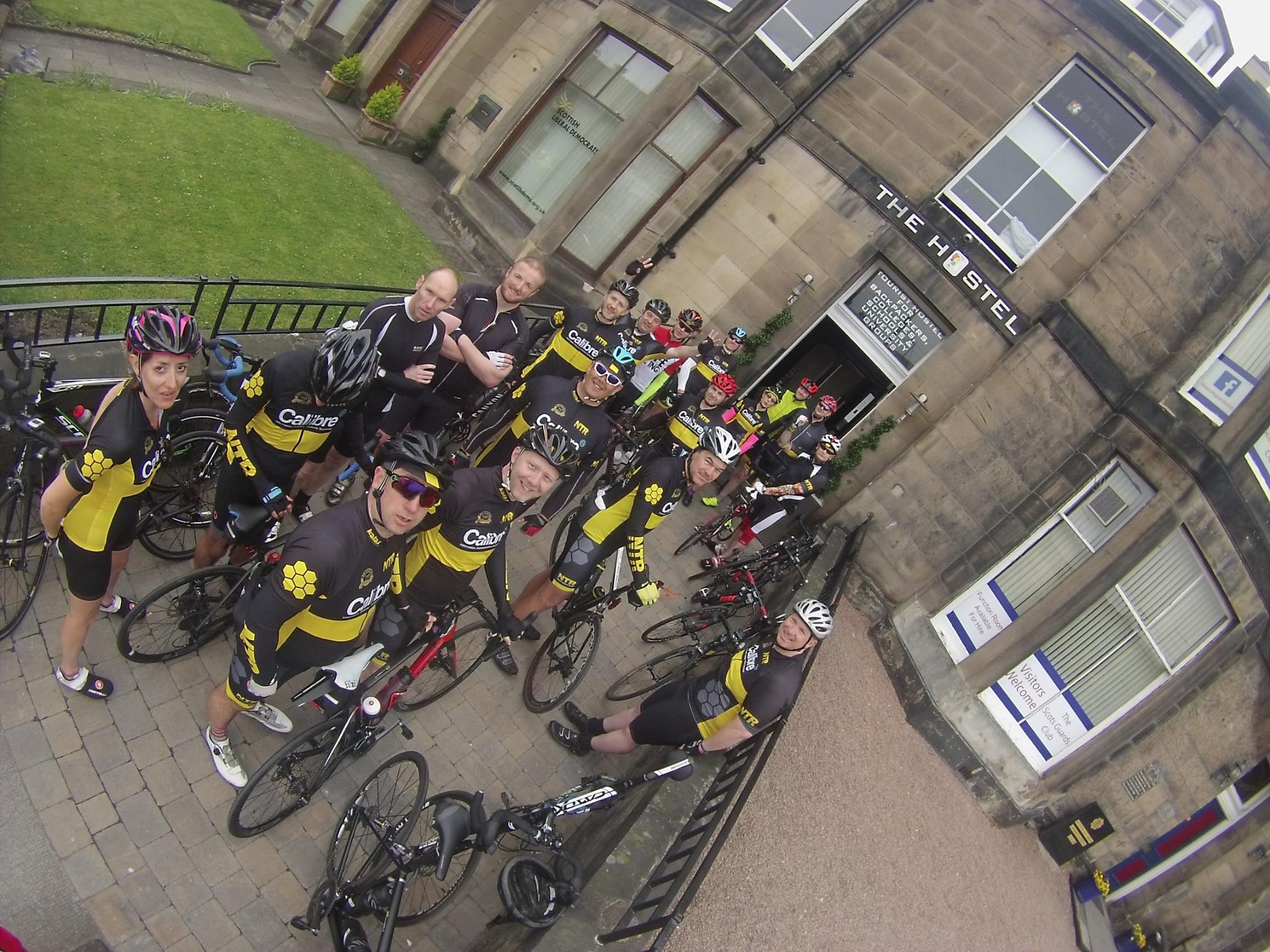 NTR does Edinburgh to Tynemouth