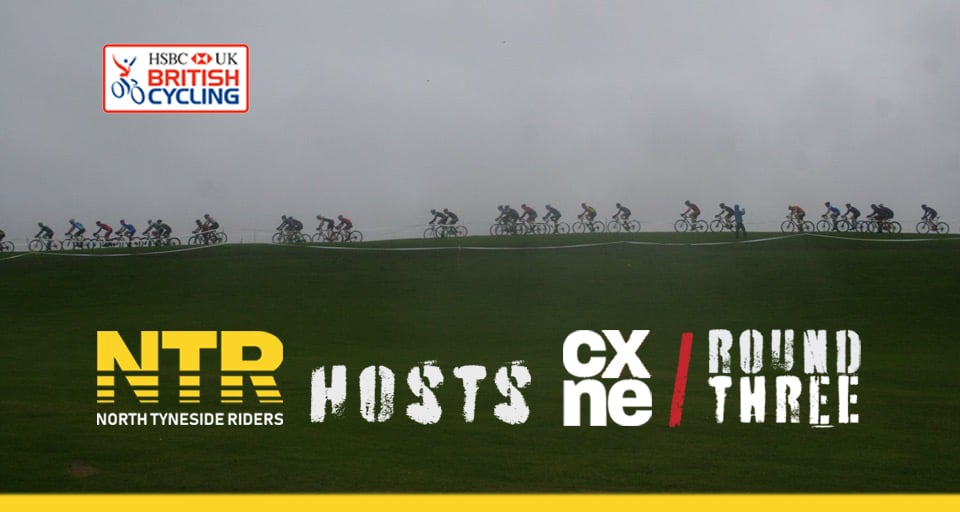 North Tyneside Riders host our very first CXNE cyclocross race